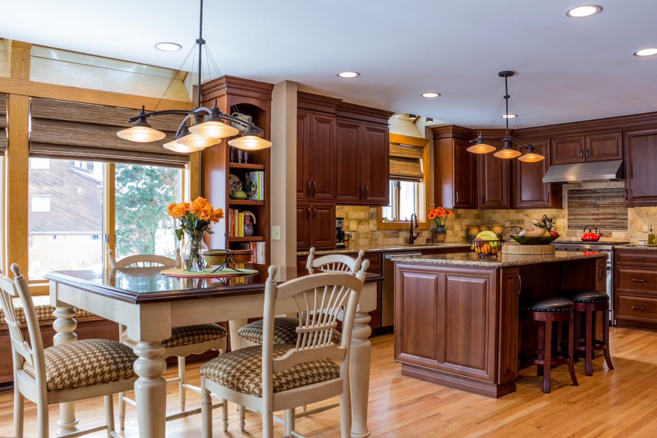 Cottage Warmth Dream Kitchens
